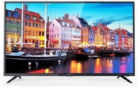 Synix  - 43 Inch DIGITAL Full HD LED TV - Black