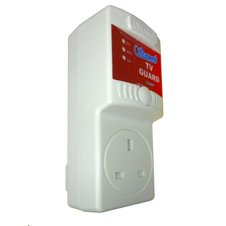 TV Guard AC Voltage Surge Protector AVS