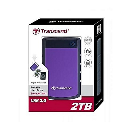 Transcend Hard Disk 2TB