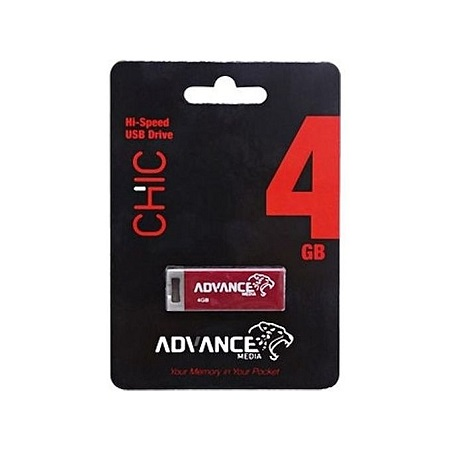 Advance Chic 4GB Flashdisk