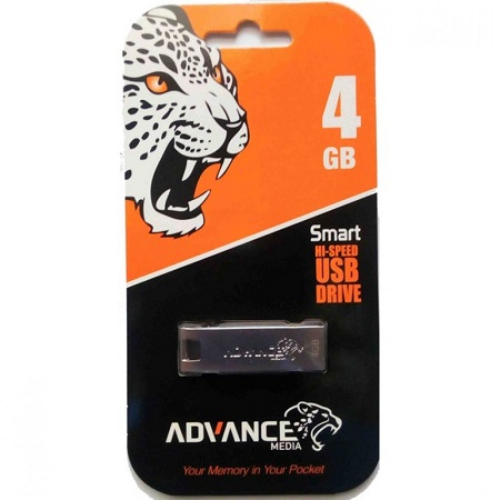 Advance Smart Flash-4GB