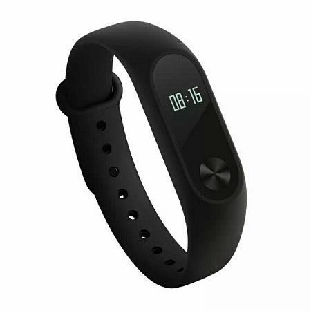 100% Original Xiaomi Mi Band 2 Smart Fitness Tracker with Sleep, Heart Rate, Calorie burn counter, distance & Pedometer