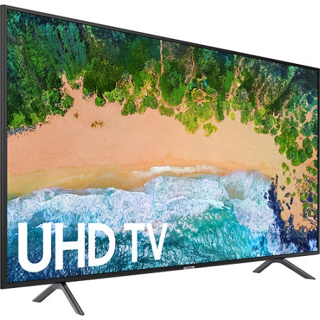 Samsung NU7100 43 Inch  Class HDR 4K UHD Smart LED TV
