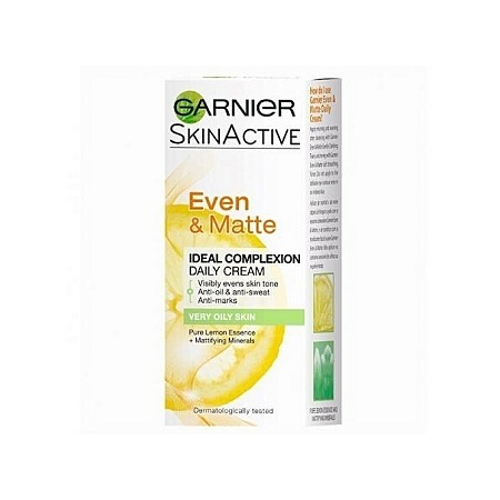 GARNIER Even & Matte Oily Skin Face Moisturizer 40ml