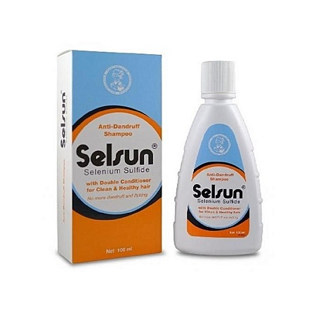ACNES Selsun Dandruff and Itchy Scalp Treatment - 100ml