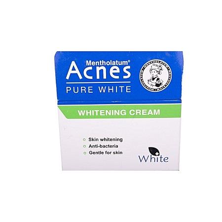 Mentholatum Acnes Pure White Cream-40g