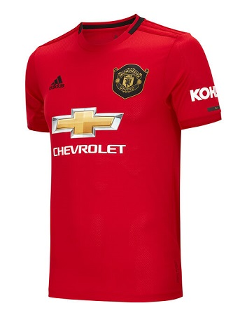 Manchester United Jersey - New Season