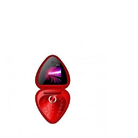 Bontel Honey 1.54 Inch Color Display Flip Phone - 600mAh Battery