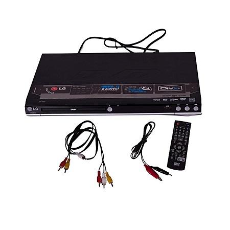 LG DVD Player DV450
