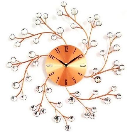 Wall clock big 40 cm by 40 cm