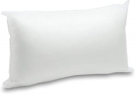 Fiber Hollow Pillow - 1 Pillow White 600 Grams