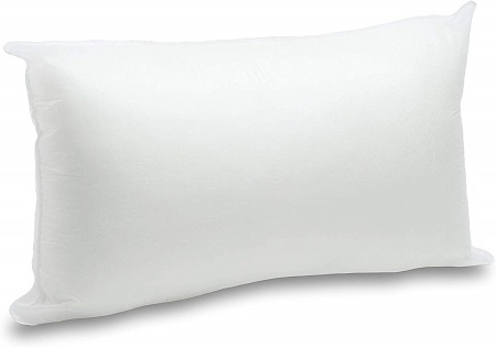 Fiber Hollow Pillow - 1 Pillow White 600 grams