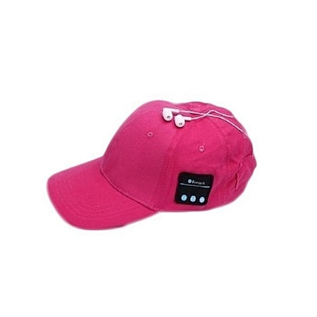 Creative Fashion New High-tech Wireless Sport Bluetooth Music Hat Cap Speaker Headset Headphone Earphones Hat Collection