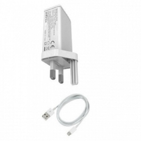 3- Pin Infinix Phone Charger White