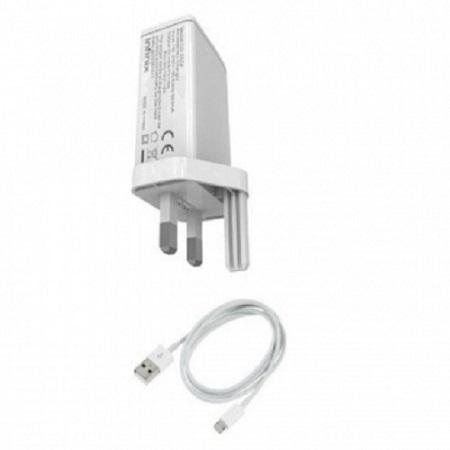 3- Pin Infinix Phone Charger White
