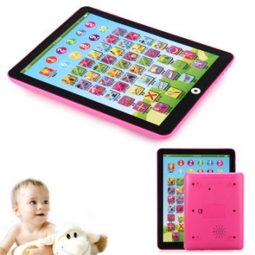Kids Learning Pad Toy- Pink