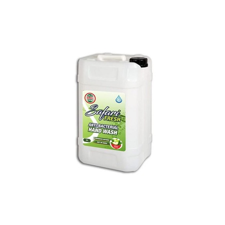Safari Fresh Handwash Green Apple 20l