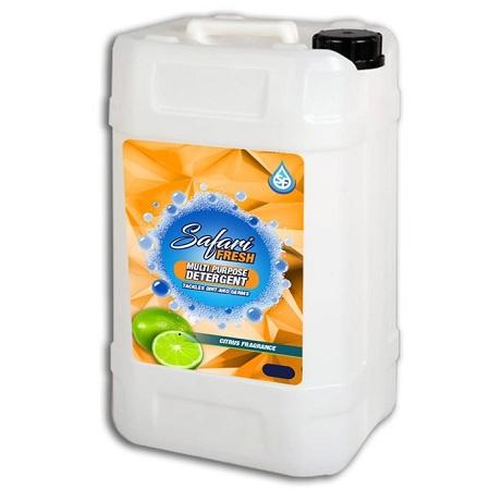Safari Fresh Liquid Multi Purpose Detergent 20L