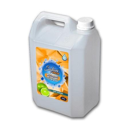 Safari Fresh Liquid Multi Purpose Detergent 5L