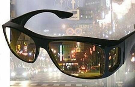 Anti glare glasses Black