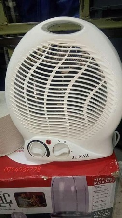 Room Heater White one size