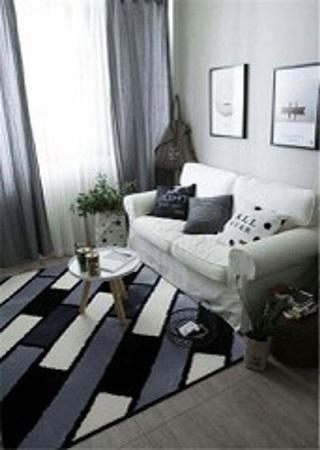 Smooth Soft Carpet grey