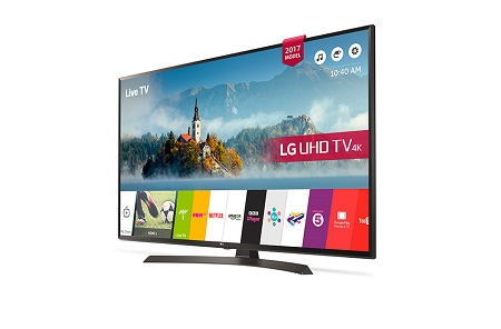 LG Tv 43UJ634V 43 INCH LG ULTRA HD 4K TV