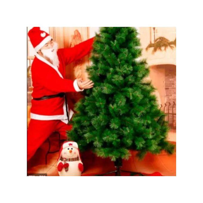 150Cm (5ft) Pine Needle Christmas Tree With 130 Tips Plastic