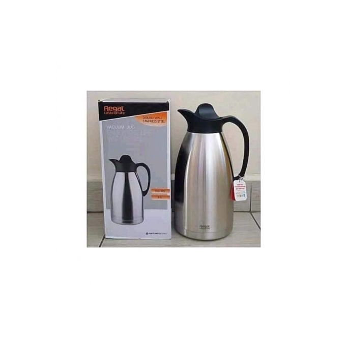 Regal Stainless -2L Silver RegalThermos Flask