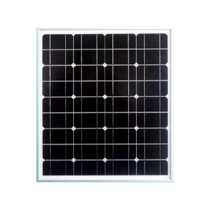 Solar Panel 50 Watts 12 Volts Mono Crystalline