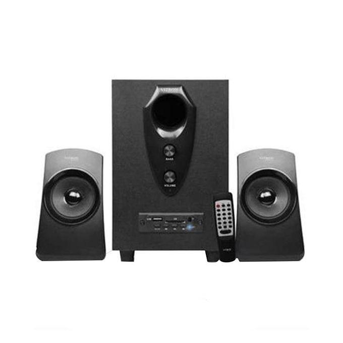 Vitron V209D BT Subwoofer Speaker SYSTEM 2.1CH