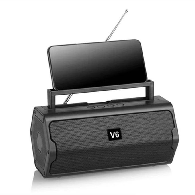Generic V6 Wireless Portable Bluetooth Mini-Speaker