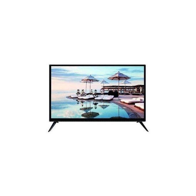"Polar 22"" Inches,LED DIGITAL TV,HD -USB AND HDMI PORT-BLACK"