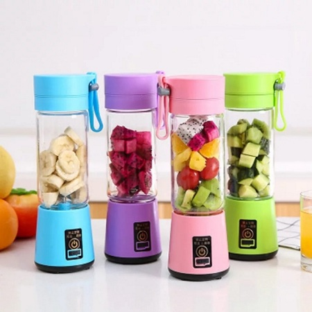 Portable Juicer Fruit Vegetable Juice Mixer/Blender