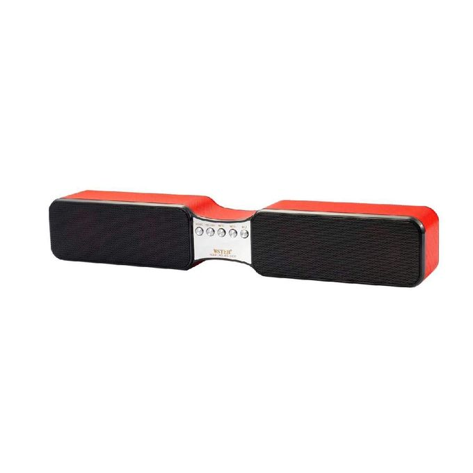 Wster Red WS 1039 Bluetooth Speaker