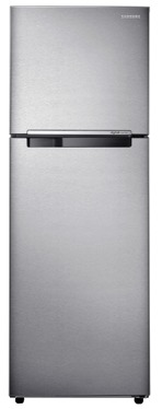 Samsung RT26HAR2DSA Double Door Fridge, 203 Litres - Metal Graphite