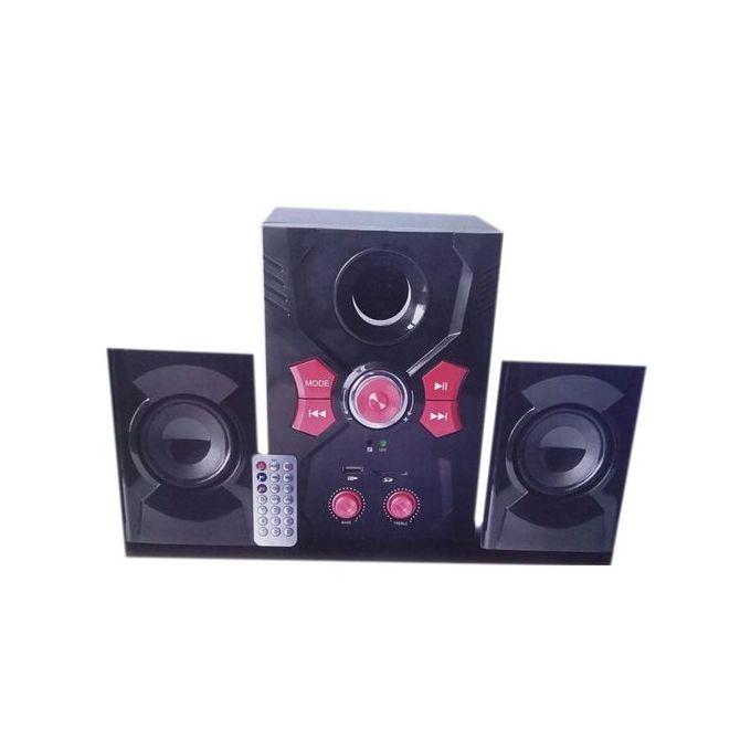 Vitron V036 - 2.1CH Bluetooth Multimedia Speaker System - Black