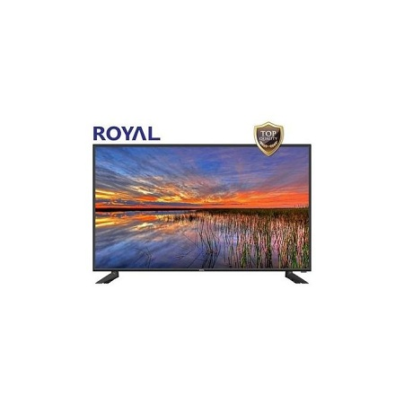 Royal 24 INCH HD LED Digital TV – Black