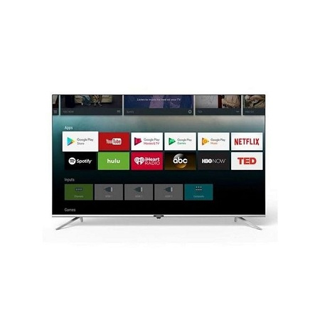 Royal 43 Inch TV SMART Android TV FULL HD-Netfix,Youtube TV-Black