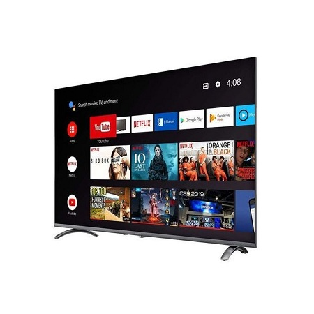 Synix 32'' HD ANDROID SMART LED TV, NETFLIX, YOU-TUBE 32T730-Black