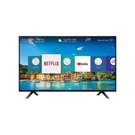 Vitron 43 Inch TV SMART Android TV FULL HD-Netfix,Youtube TV-Black