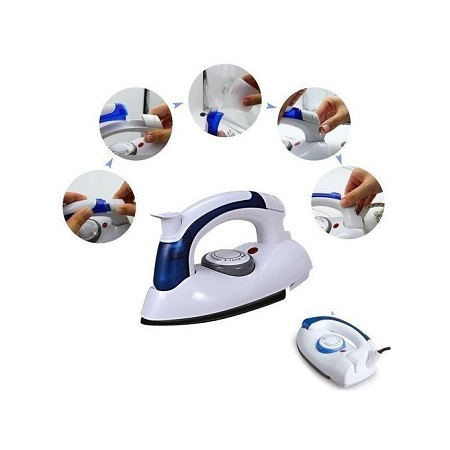 Travel Foldable Steam Iron.