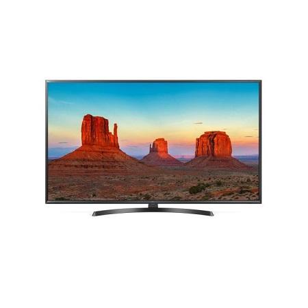 LG 43UK6400 43 INCH 4K ULTRA HD Smart TV – Black