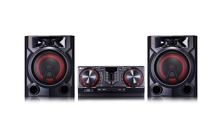 LG XBOOM CJ65 - 900 watts
