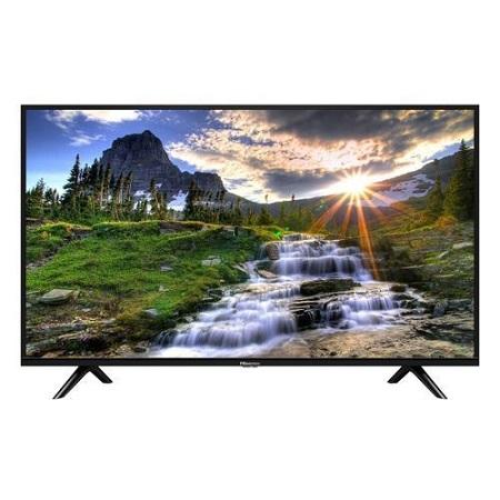 Samsung 43RU7100 43 INCH Smart Digital 4K Full UHD TV - Black