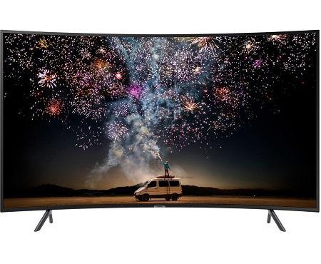 Samsung 49inch 49RU7300 Curved Smart 4K UHD TV- Black