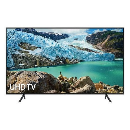 Samsung 65 INCH 65RU7100 UHD 4K Flat Smart LED TV - Black