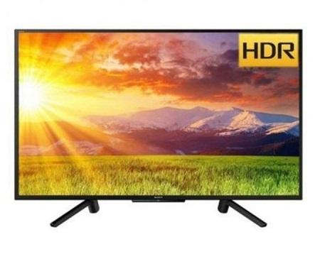 Sony 43inch 43W660F Smart Full HD LED (1080p) TV - Black
