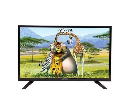 Vitron 24inch Digital LED TV - Black