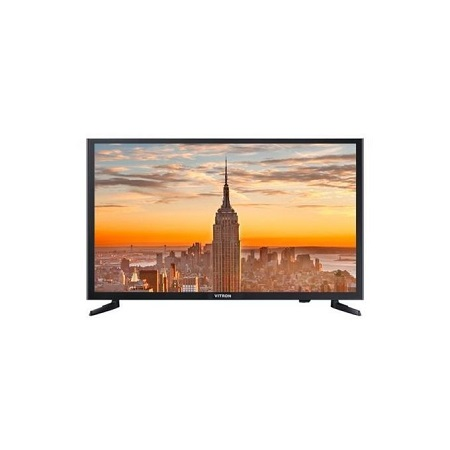 Vitron 32 INCH HD LED Digital TV- BLACK
